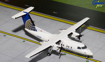 United Express Dash 8-200, N361PH Gemini Diecast Display Model