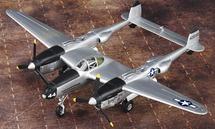 "P-38L Lightning #44-25568 ""Itsy Bitsy II"", George Laven"