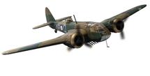 Blenheim Mk.I, L6739 (G-BPIV), The Imperial War Museum, Duxford Airfield, 2015