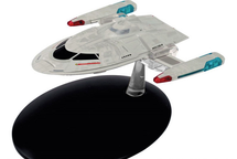Captain's Yacht Starfleet, Cousteau, w/Collector Magazine