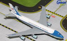 """Air Force One"" 747-400 USAF 89th AW, #92-9000 Gemini Diecast Display Model"