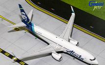 Alaska Airlines 737-800, N563AS Gemini Diecast Display Model
