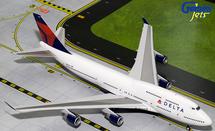 Delta Air Lines 747-400, N668US Gemini Diecast Display Model