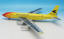 Aerocondor Colombia  Boeing 720 HK-1973 With Stand