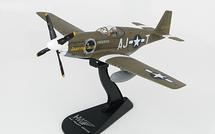 "P-51B Mustang ""Short-Fuse Sallee"", Capt. R. E. Turner, 356th FS"