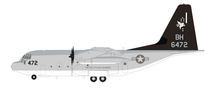 C-130J Hercules US Marines VMGR-252 (L-382G) 166472 With Stand