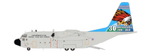 C-130 Thailand - Air Force 60108 30th Anniversary With stand