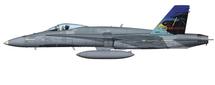 "CF-18 Hornet CAF No.409 Sqn, #188761 ""Nightmare 01"""