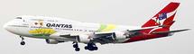 Qantas B747-400ER