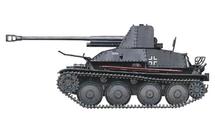 Sd.Kfz.139 Marder III German Army, Karmanowo, USSR, Summer 1942