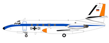 C-140B German Air Force JetStar (L-1329) 11+01 with stand