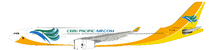 Cebu Pacific Air A330-300 RP-C3341 With Stand
