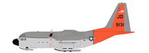 C-130R Hercules (L-382) 159131 US NAVY with Stand
