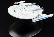 Miranda-class Starship Starfleet, USS Saratoga NCC-31911, w/Magazine