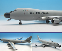 YAL-1A (747-4G4F) Air Force Boeing USA 00-0001 with stand