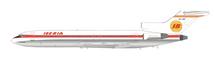Iberia Boeing 727-200 EC-CBI Polished With Stand