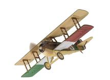 SPAD XIII, S29005 Major Francesco Baracca, 91st Squadriglia, IAF, 1918