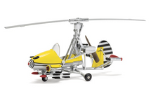 James Bond - Gyrocopter Little Nellie `You Only Live Twice`