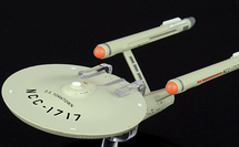 Constitution-class Heavy Cruiser Starfleet, USS Yorktown, No Magazine