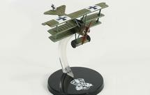 Dr. I Triplane Luftstreitkrafte Jasta 10, Werner Voss, 1917