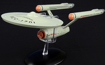 USS Enterprise NCC-1701 (NCC-1701) Captain James T. Kirk - Star Trek Collection