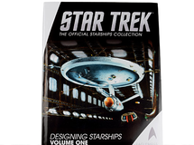 Designing Starships Vol 1 - Star Trek Collection