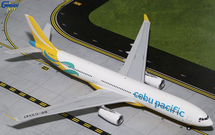 Cebu Pacific A330-300 (New Livery) RP-C3347 Gemini Diecast Model