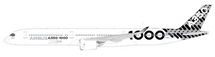Airbus A350-1000 (Carbon Livery, Flaps) F-WLXV w/Std
