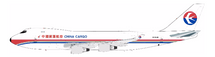 China Cargo Airlines Boeing 747-400 B-2428 with stand - Limited 72 pieces
