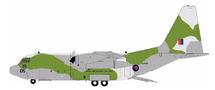 C-130H Hercules (L-382) NZ7005 New Zealand Air Force with stand