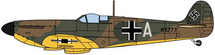 Supermarine Spitfire Mk.1a  N3277, Luftwaffe, 1940