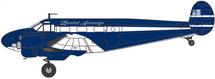 "Bristol Airways Beechcraft Model 18 (""Twin Beech"") G-BKGM"