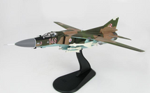 MiG-23MF Flogger-B Polish Air Force 28th Fighter Rgt, Red 149