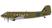 C-47 Skytrain RAF No.24 Sqn, Field Marshall Montgomery
