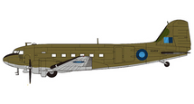 C-47 Skytrain RAF No.194 Sqn, Burma, March 1944