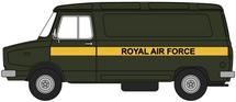 Sherpa Van Royal Air Force