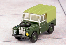 """Land Rover Series I, 88"""" Canvas Royal Electrical and Mechanical Engineers, British Army"""