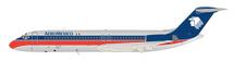 AeroMexico DC-9-32 XA-AMC With Stand