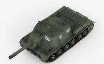 ISU-152 Self-Propelled Gun Polish People`s Army 13th Artillery Rgt