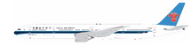 China Southern Airlines Boeing 777-31B/ER B-7588 With Stand