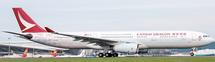 MISC A330-300 Spirit of Hong Kong B-HYB w/Stand