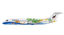 Bangkok Air B717-200 HS-PGP Gemini Diecast Display Model