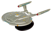 NX-class Starship Starfleet, NX-01 Enterprise, w/Magazine