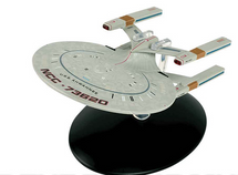 Cheyenne-class Starship Starfleet, NCC-71620 USS Ahwahnee, w/Magazine