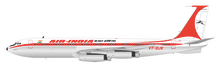 Air India Boeing 707-400 VT-DJK With Stand
