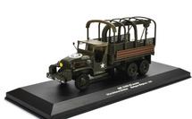 CCKW 2.5 Ton Truck US Army 101st Airborne Div, Bastogne, Belgium