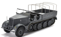 Sd.Kfz.9 Half-Track German Army, Germany