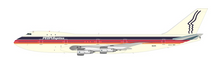 PEOPLExpress Boeing 747-100 N603PE With Stand