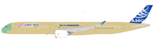 Airbus A350-1000 (Bare Metal) F-WMIL w/Stand