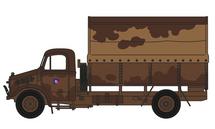 OYD 3 Ton Truck British Army 15th Scottish Infantry Div, 1943